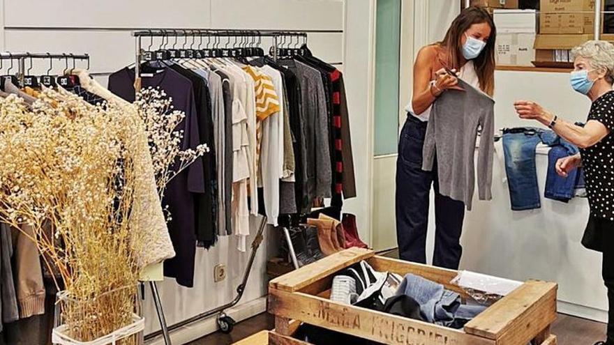 El tèxtil va perdre un 40% de les vendes l'any passat