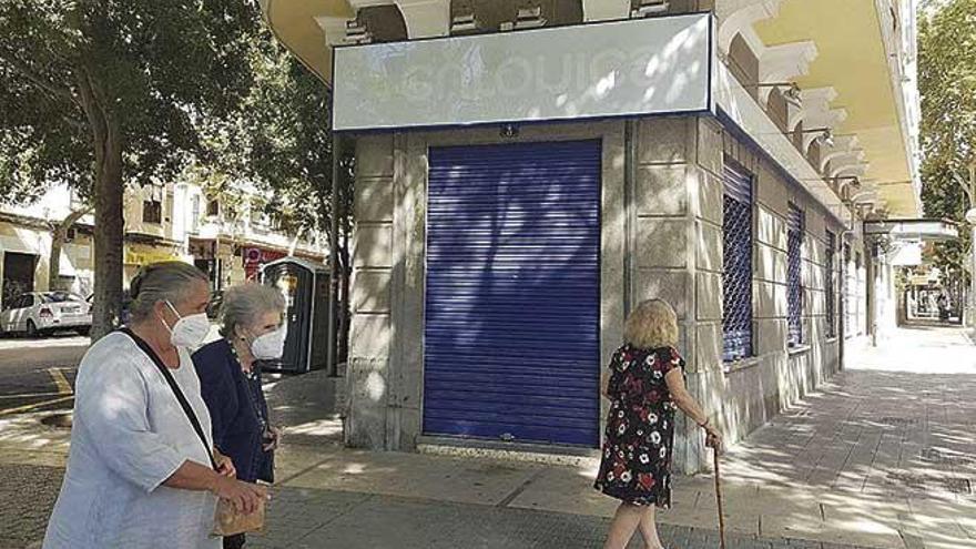 Electrodomèstics  Ses Columnes  cierra para siempre después de 40 años