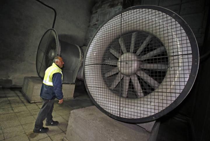 La cara oculta del túnel de Beiramar