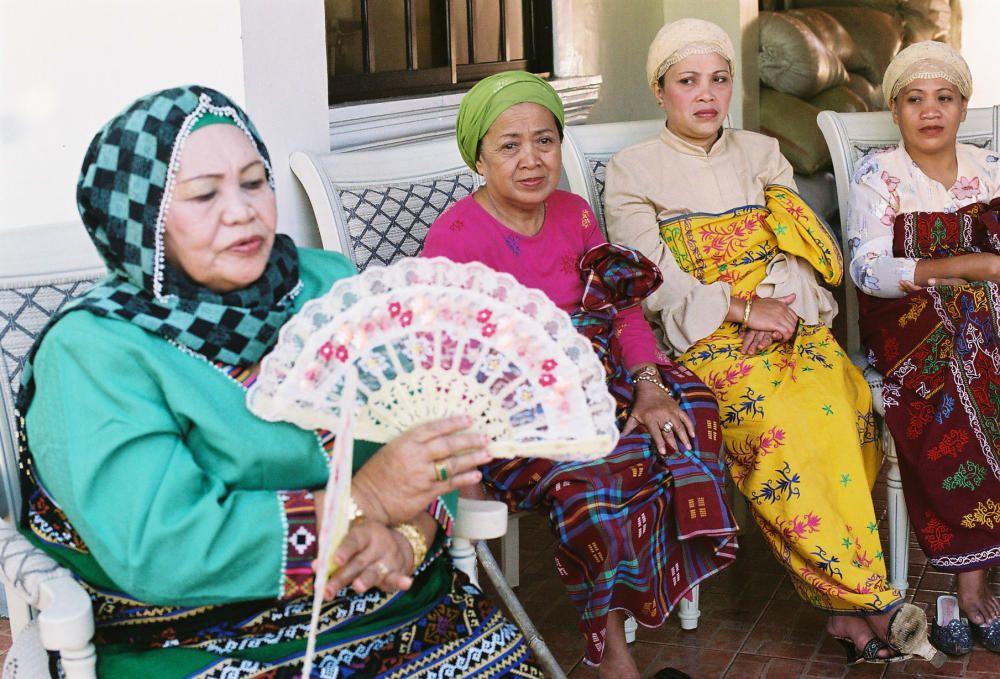 Filipinas - La epopeya Darangen de los Maranao del lago Lanao, en Mindanao.