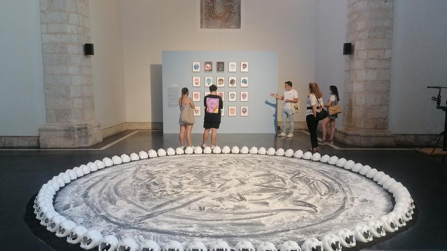 """""""La Iberoamericana"""" de Toro acerca el arte contemporáneo a los jóvenes"""