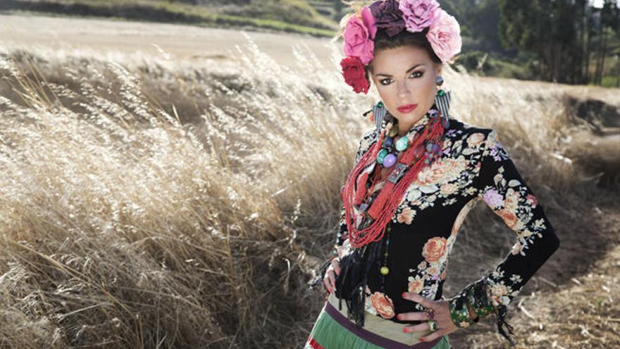 Esther Ovejero se mete en la piel de Chavela Vargas en la segunda noche de ´Musicando´