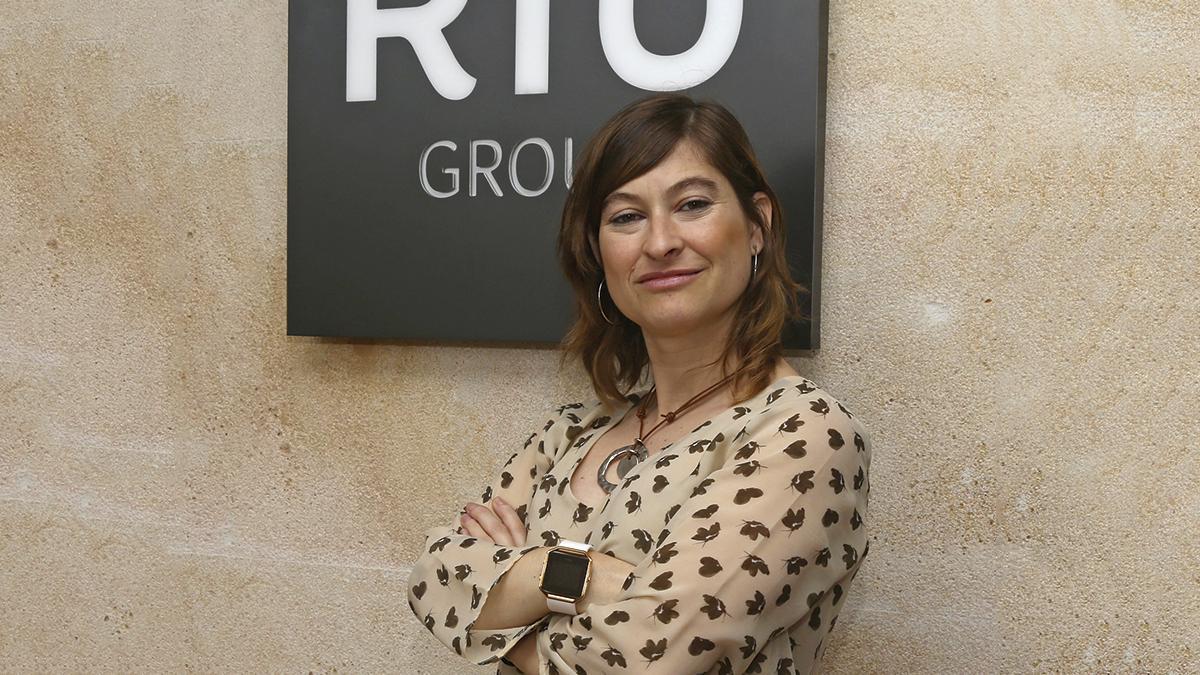 Lola Trián Riu, responsable de sostenibilidad en Riu Hotels.