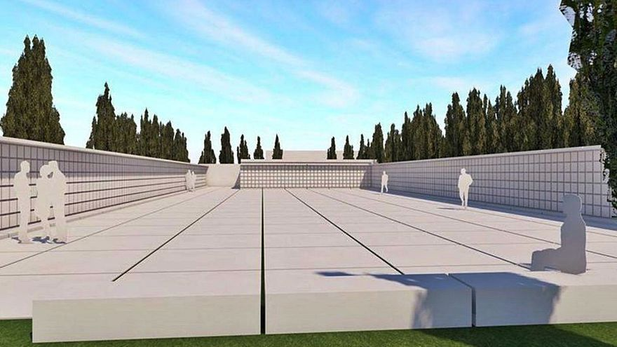 El memorial de Paterna recibirá un millón de las cuentas estatales