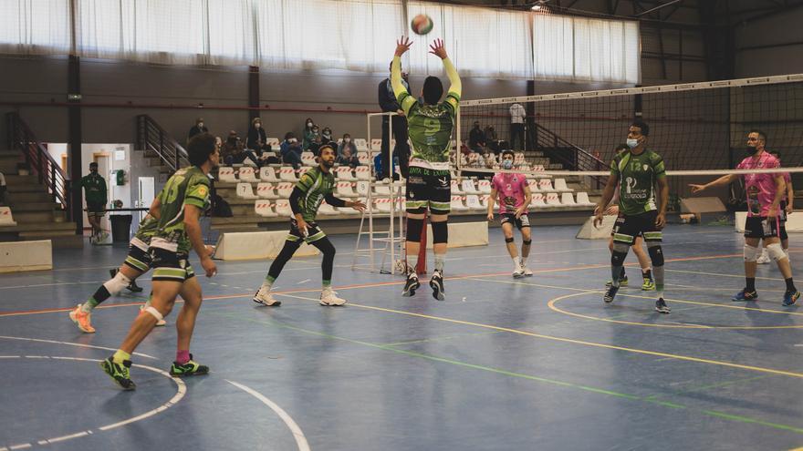 El nuevo Voleibol Almendralejo de Superliga-2 toma cuerpo