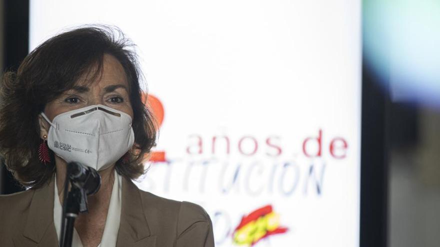 Calvo se marca como objetivo la ley de Memoria Democrática y la de libertad de Conciencia