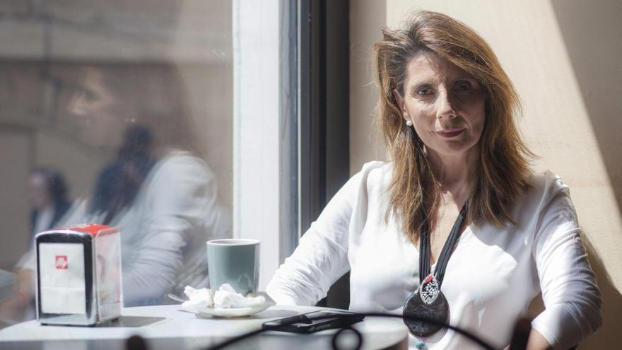 Yolanda Vidal, concejala de Educación de Oviedo.