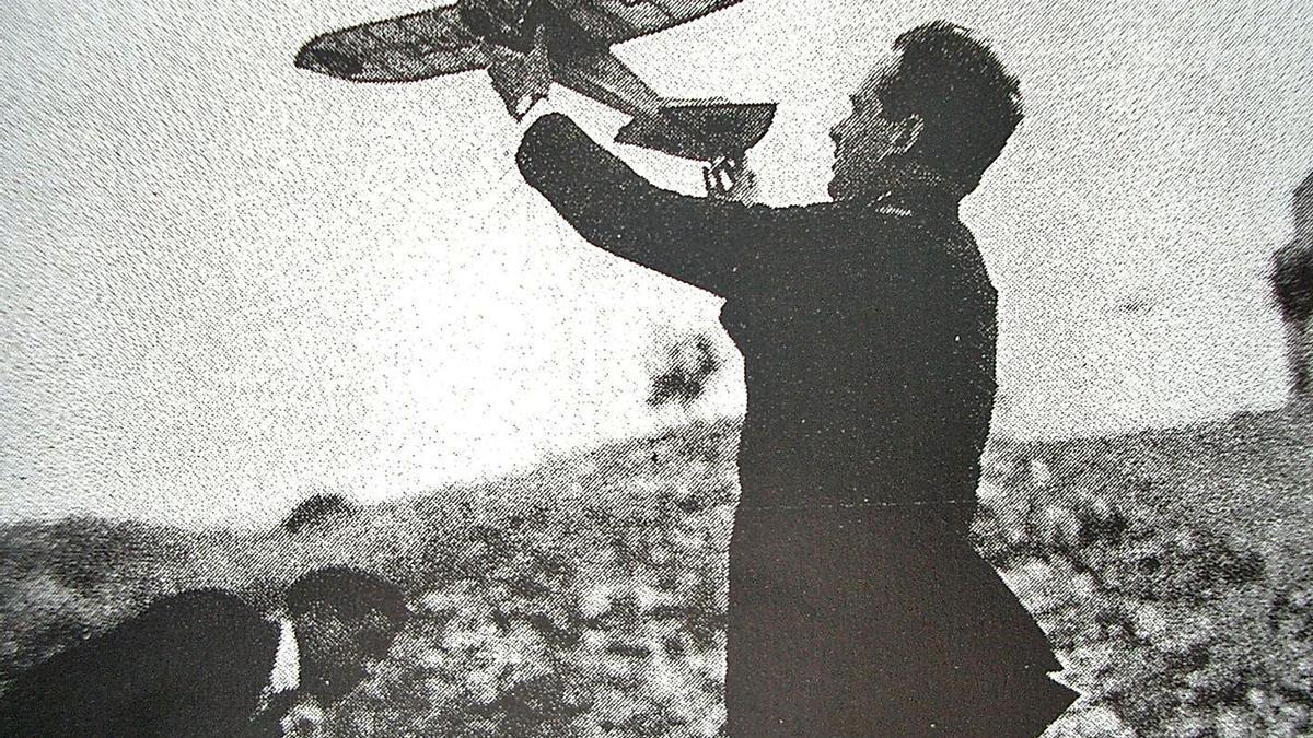 Juan de la Cierva falleció en un accidente de avión en 1936. | LA  OPINIÓN