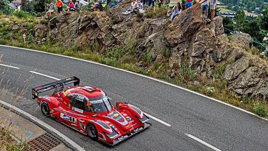Alp acull amb èxit  la quarta edició del Festival Motorsport