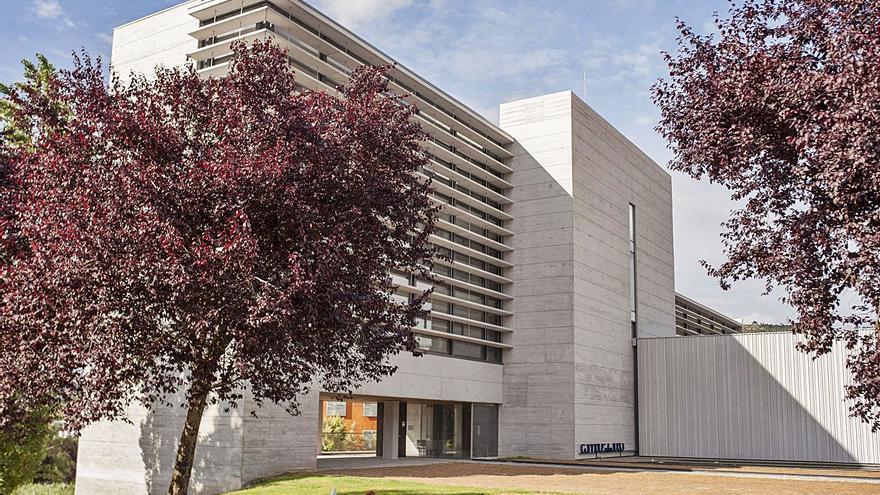 La UVigo prevé completar el equipamiento de la nueva sede del Campus Agua este año