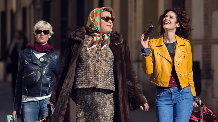 Paquita Salas vuelve a la acción: mira las primeras imágenes de la segunda temporada
