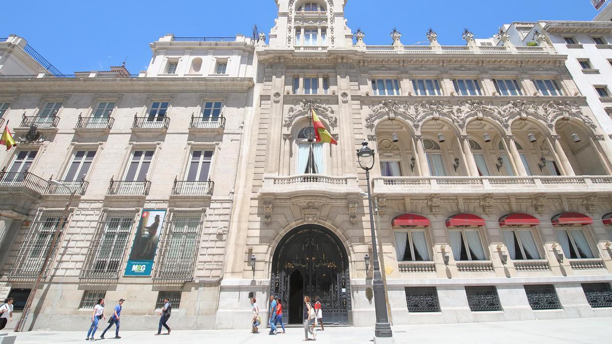 Real Academia de Bellas Artes.
