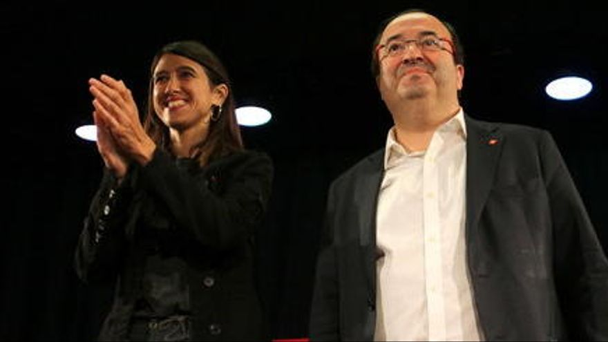 """Iceta: """"El PSC votarà no a Rajoy, no hi pot haver cap dubte"""""""