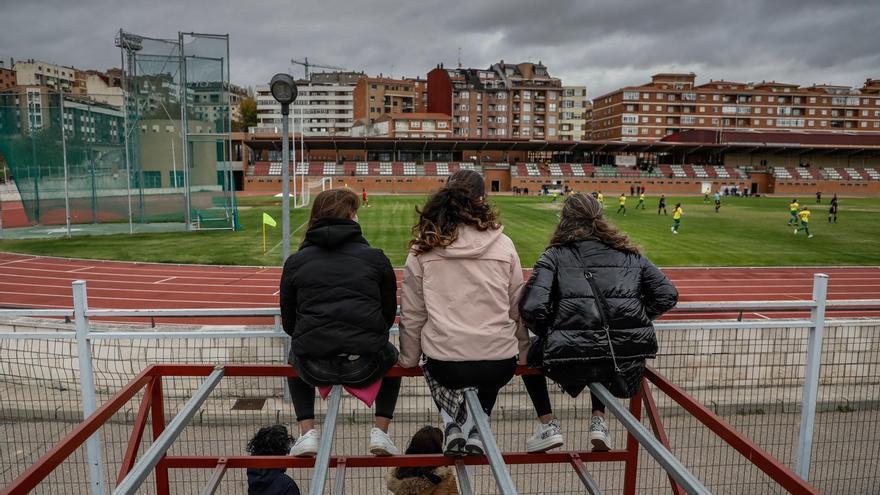 Las mejores imágenes del partido Amigos del Duero - Olímpico de Madrid