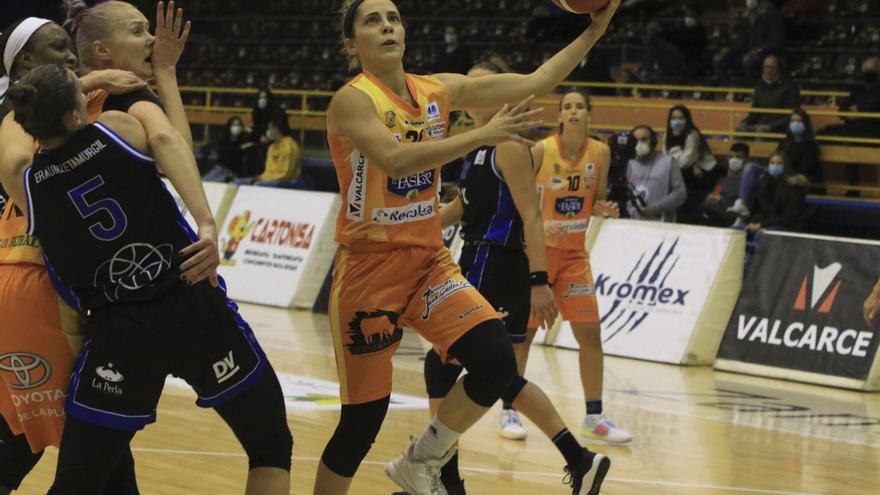 La ex del Zamarat Marina Lizarazu jugará en el Ensino Lugo