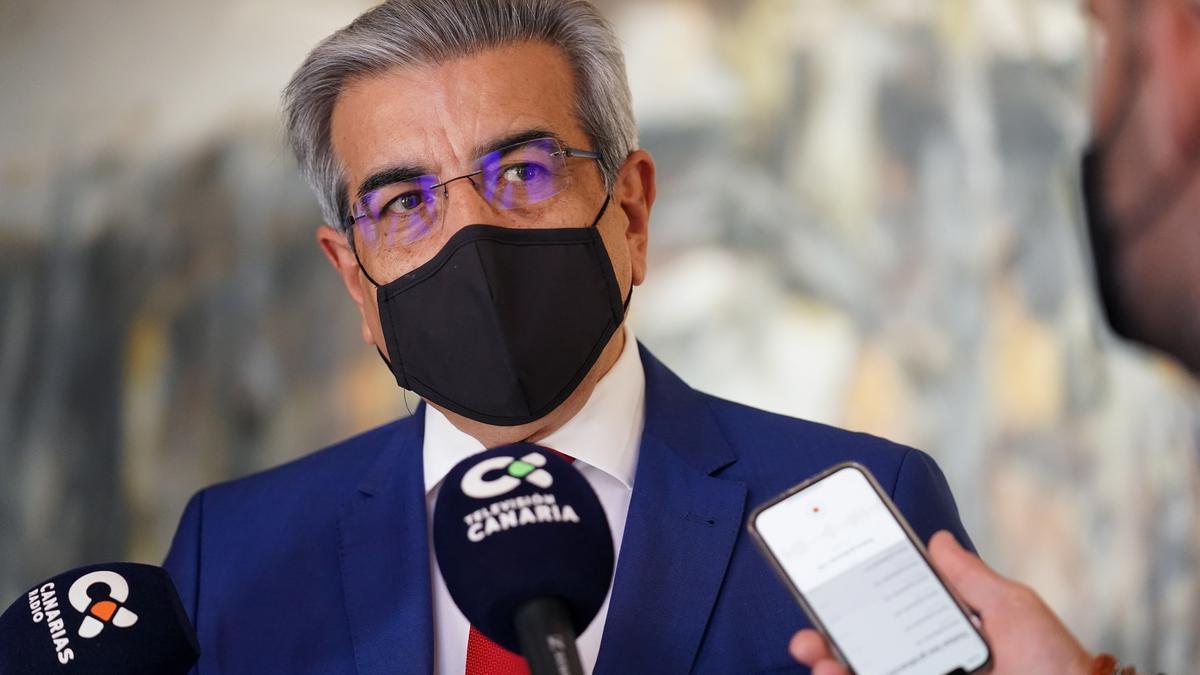 Román Rodríguez celebra condonación de la deuda autonómica de 450 millones