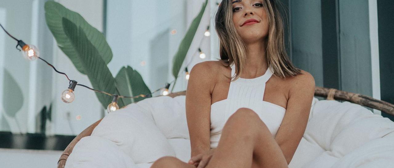 Verónica Díaz, la influencer que es conocida en las redes sociales como JustCoco.