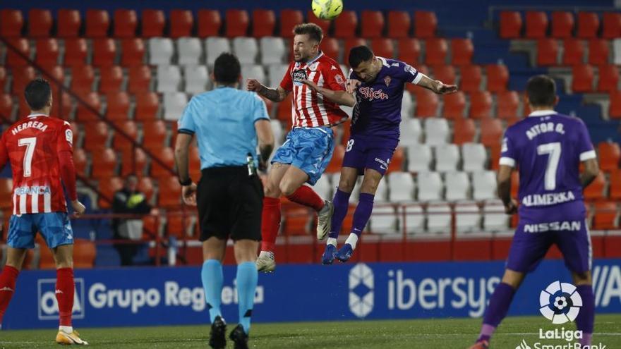 Lugo - Sporting, en imágenes