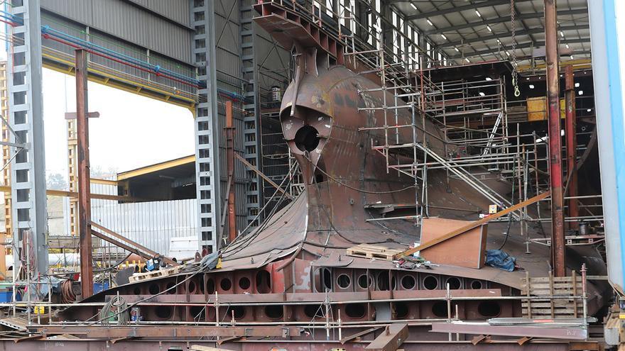 La pesca gallega reactiva la renovación de flota con 10 barcos de nueva construcción