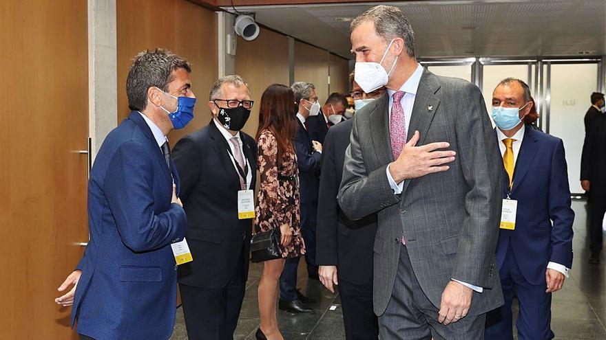 """Mazón comienza su """"conquista"""""""