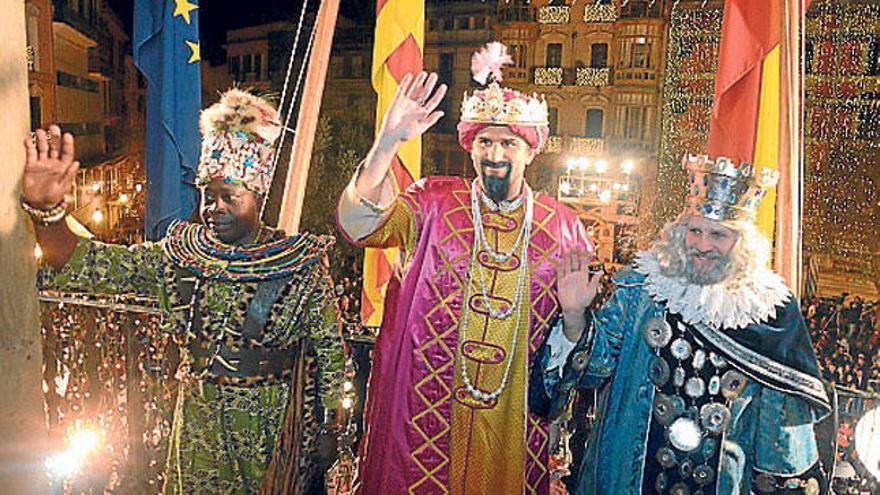 Así será la Cabalgata de Reyes 2021