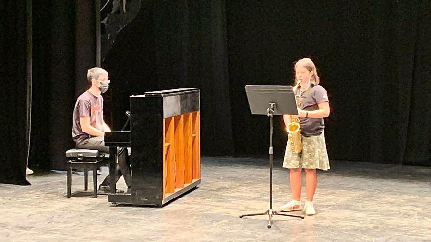La Escuela de Música de Toro clausura el curso con las audiciones de los alumnos