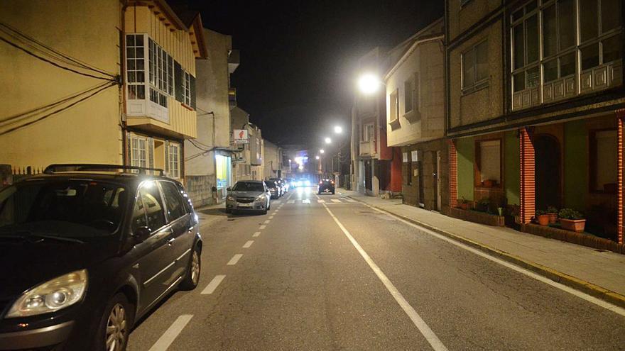 A Illa ultima un convenio con la Diputación Provincial para remodelar la avenida Castelao