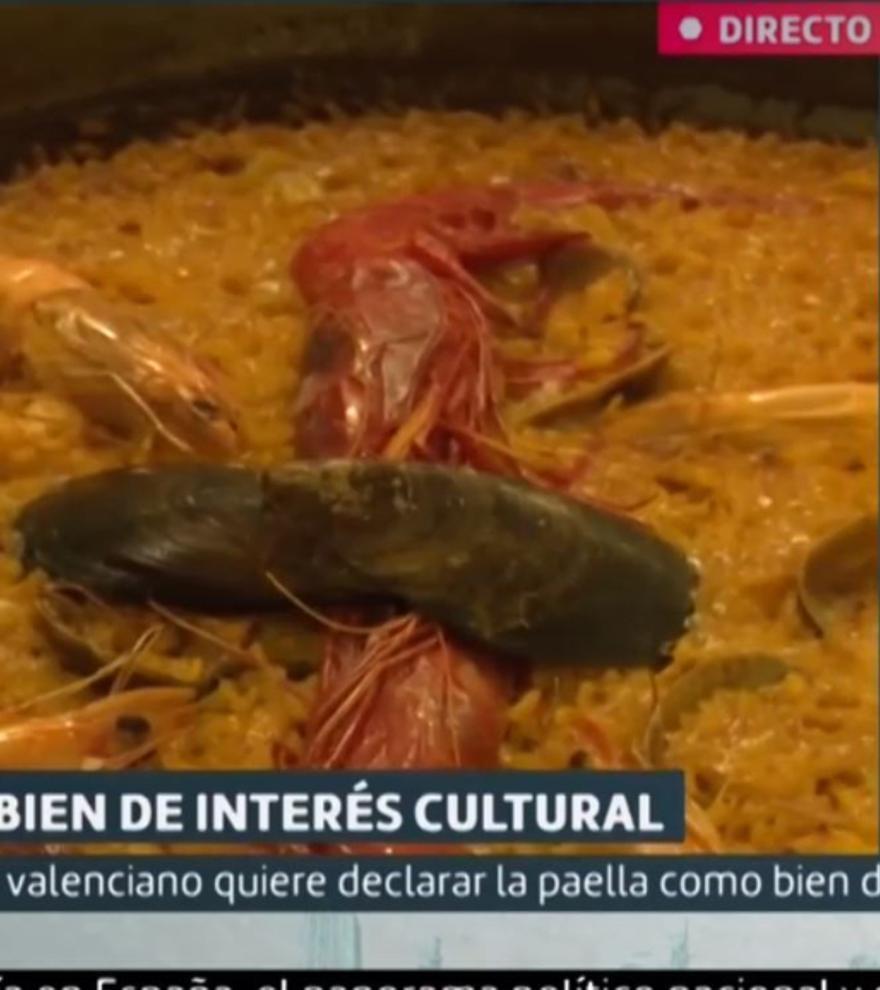 """Robin Food, sobre la paella: """"Los valencianos hacen unas fallas horrorosas y luego quieren un plato minimalista"""""""