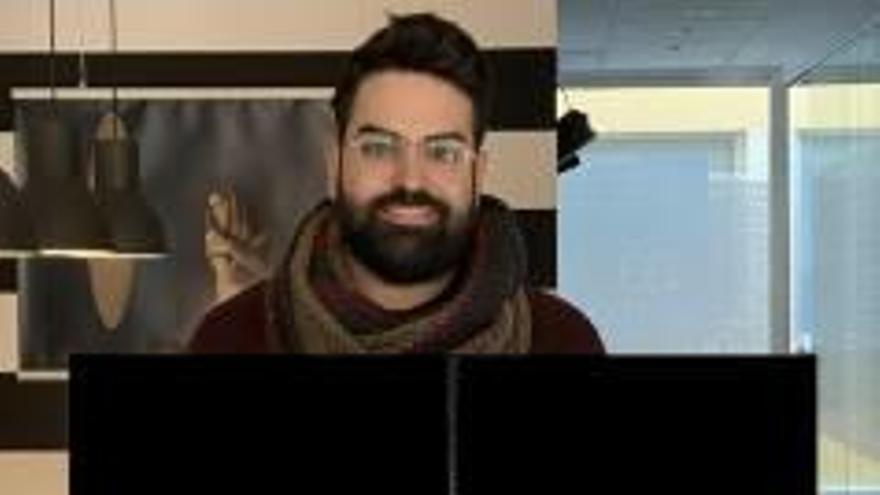 El suecano Javi Martínez opta al premio Goya al mejor retrato fotográfico