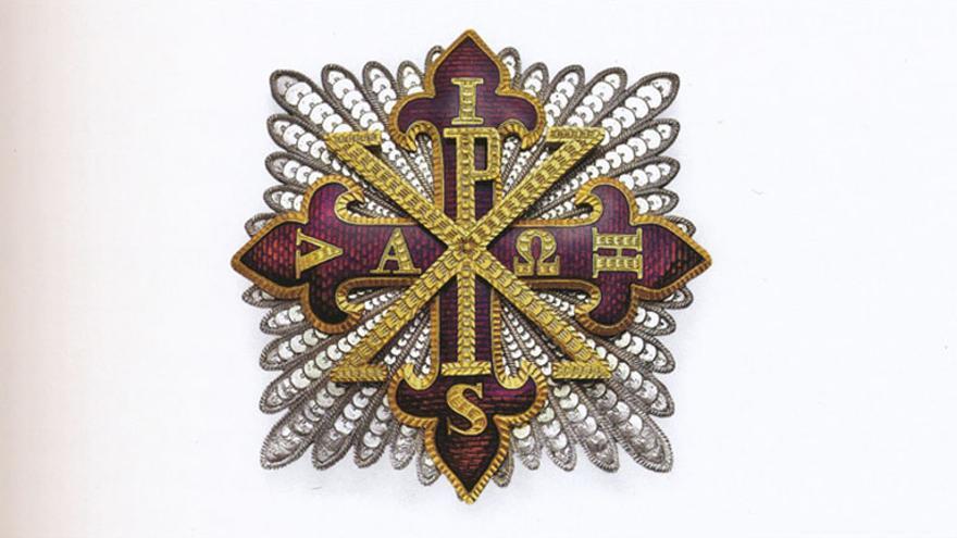 Ciclo Órdenes Nobiliarias: 'Sagrada Orden Constantiniana de San Jorge'