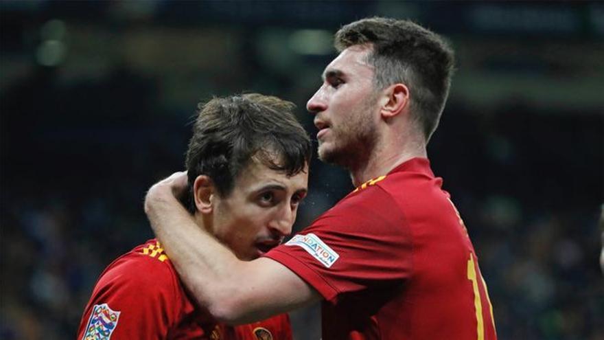 El 1x1 del España - Francia