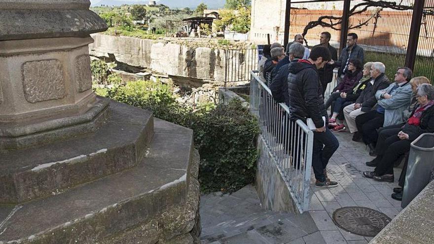 L'Ajuntament es compromet a fer transitable el camí de la creu del Tort l'any 2022