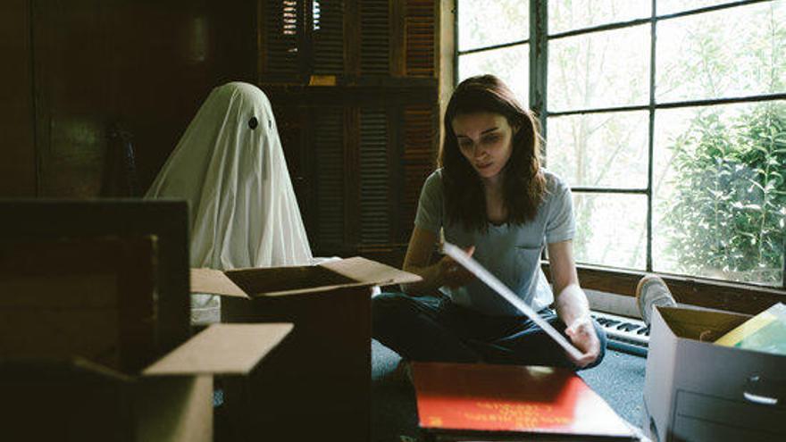 ESTRENES | L'amor, la mort i el significat de la pèrdua, temes principals del drama 'A ghost story'
