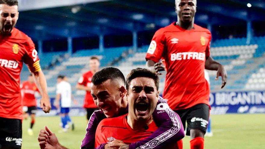 Vea todos los goles que han conducido al Mallorca a Primera División