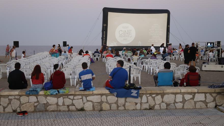 Vuelve el cine de verano (pero aún con mascarillas)