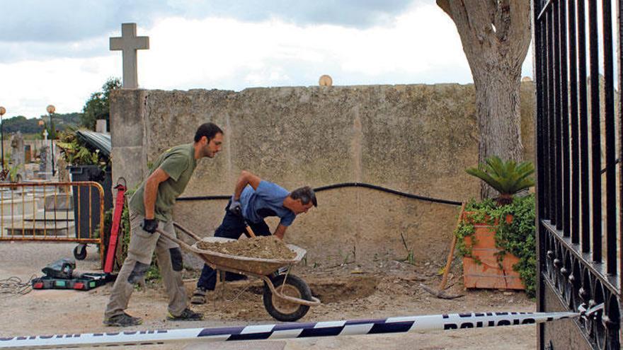 Mallorca gräbt in der Vergangenheit