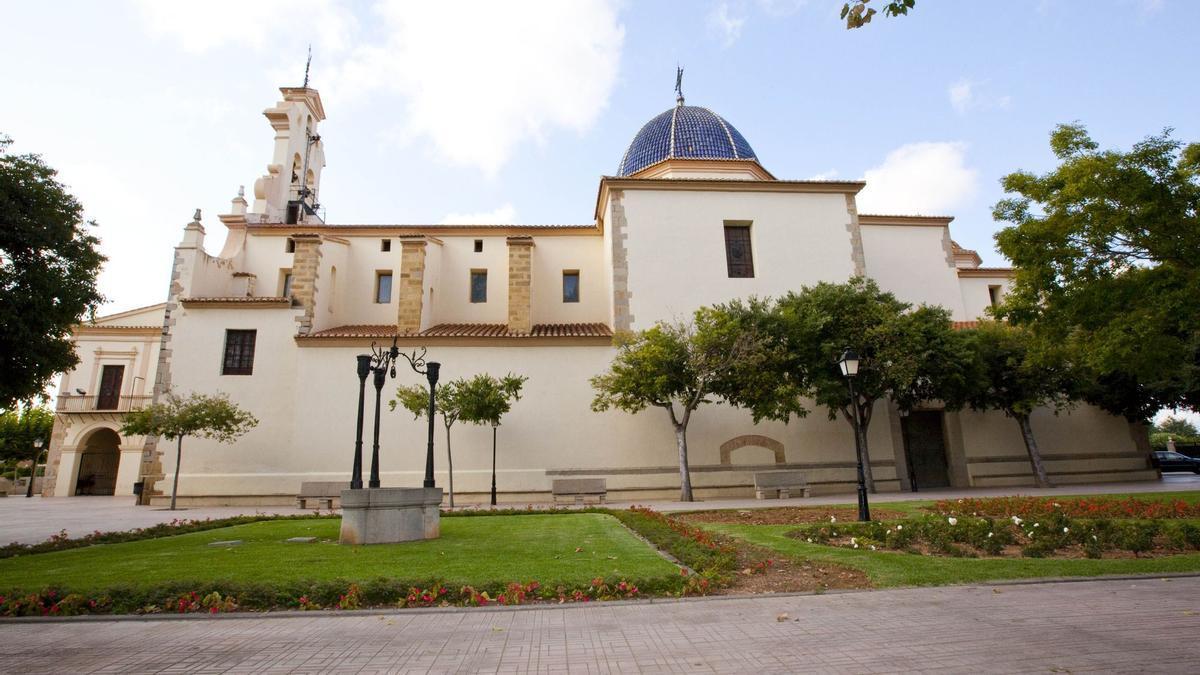 La basílica de Lledó acogerá este domingo la misa pontifical dedicada a la patrona de Castelló.