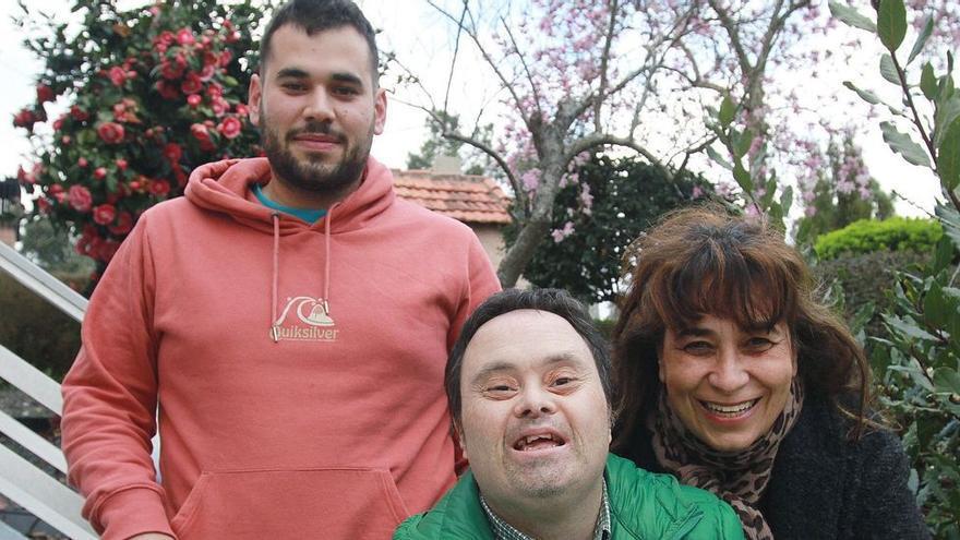 Enfermo de COVID con Down | Aplausos para la valentía de Luis