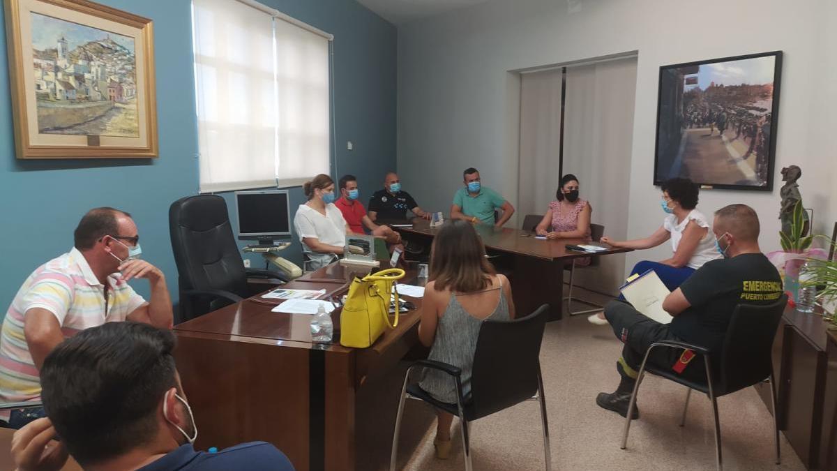 Puerto Lumbreras activa el nivel 1 de Emergencia por el coronavirus