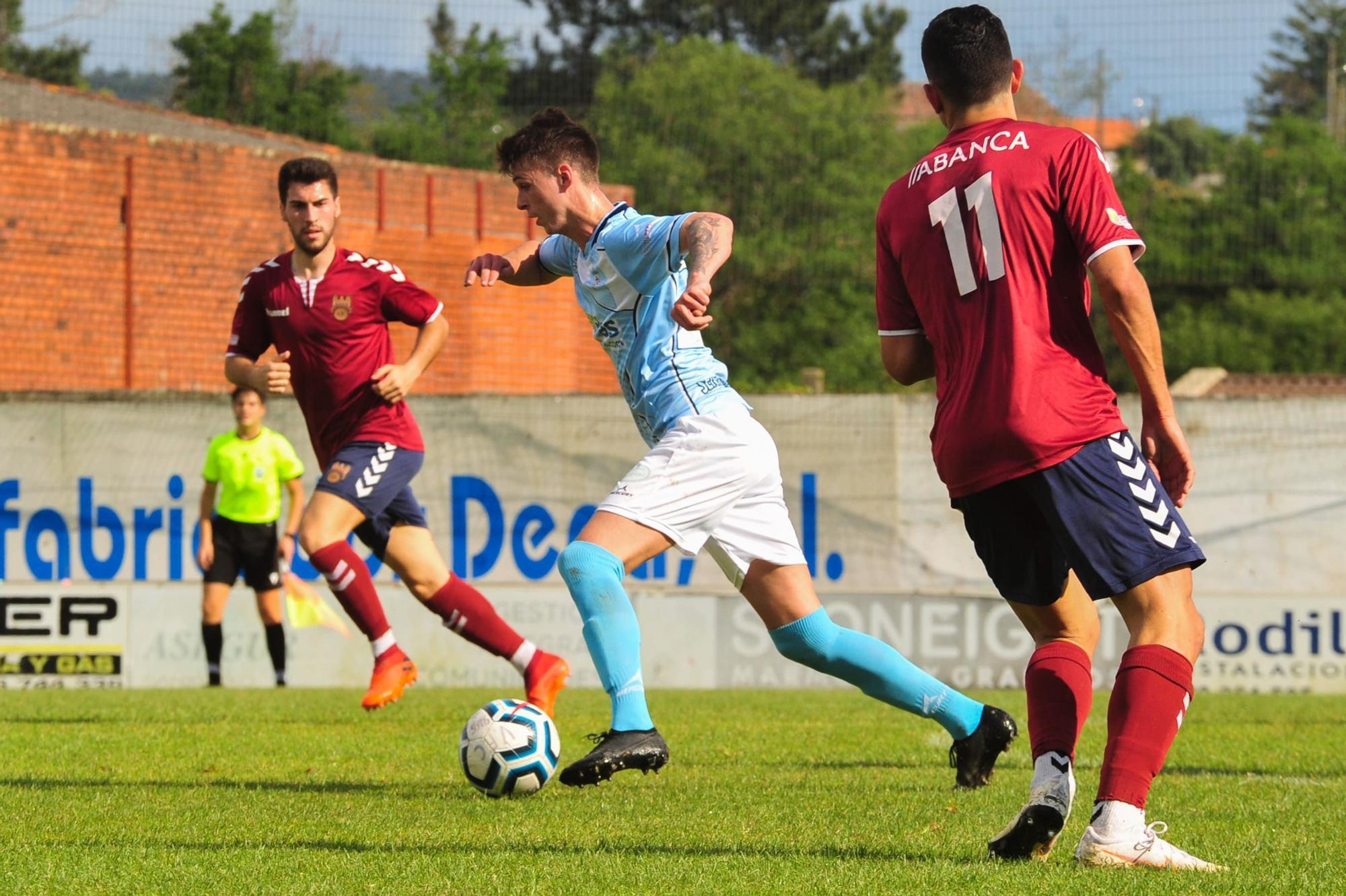 Villalonga Vs Pontevedra B