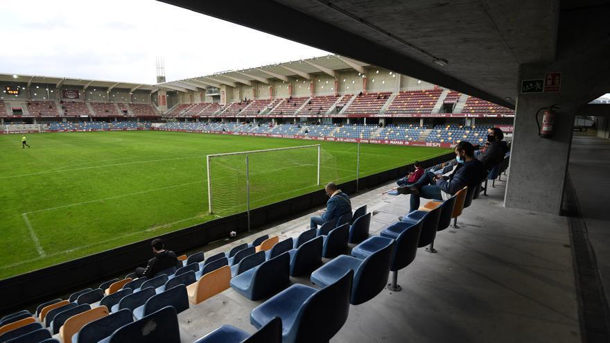 Últimas horas para poder asistir al Pontevedra-Celta B