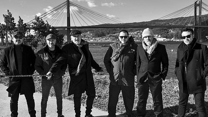 Os Resentidos emerge con nuevo álbum