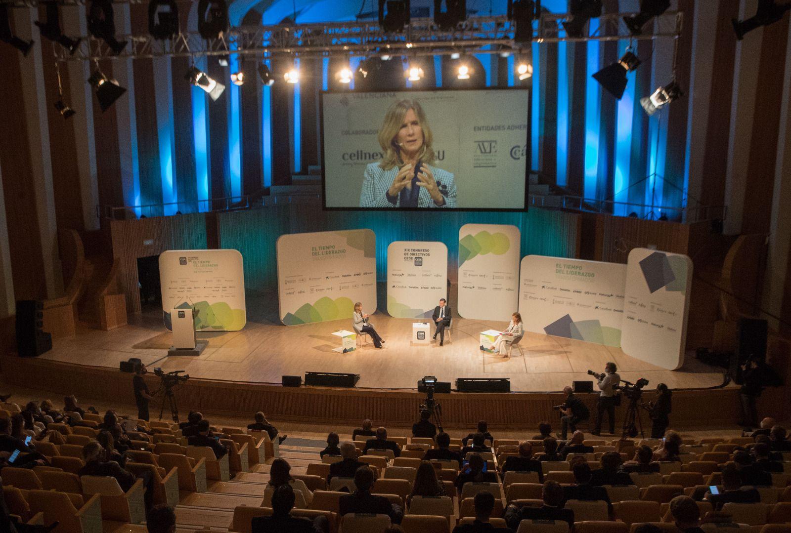 XIX Congreso de directivos CEDE en València