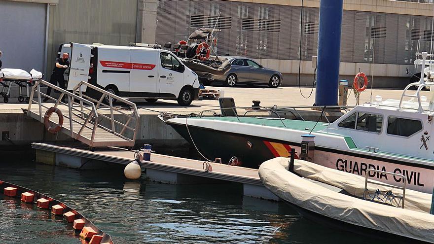 Hallan el cadáver de un hombre ahogado a diez millas del puerto
