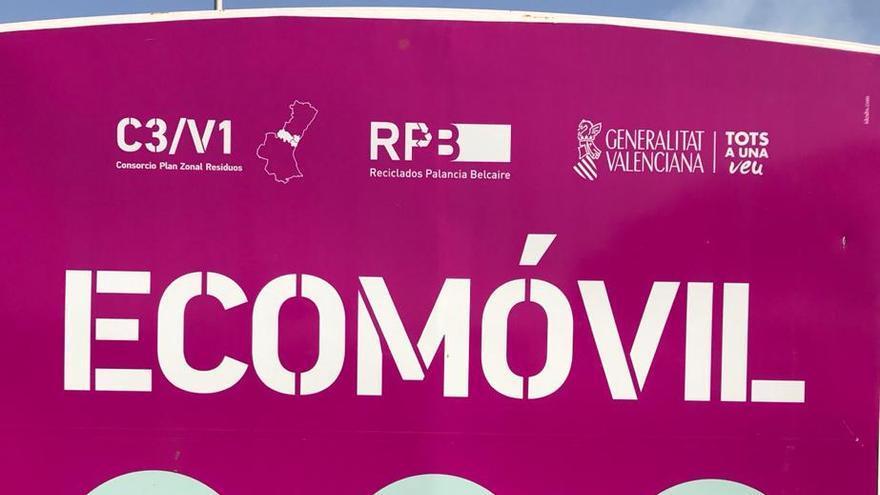 Si más reciclas, menos pagas en el Consorcio Palancia-Belcaire