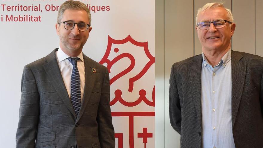 España tranquiliza a Ribó y le garantiza que consensuará con València los planes de movilidad