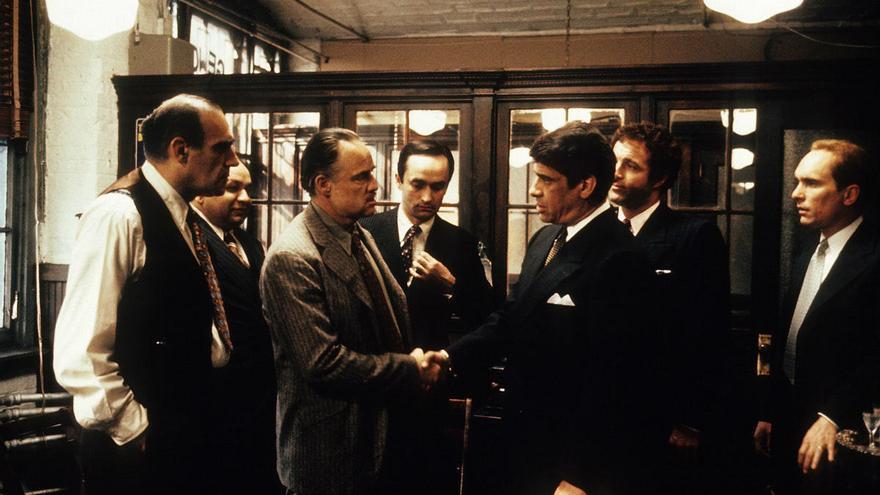 La mafia como espectáculo