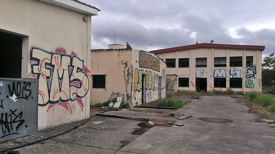 La Xunta reacondicionará como archivo dos edificaciones anexas al antiguo Ligal