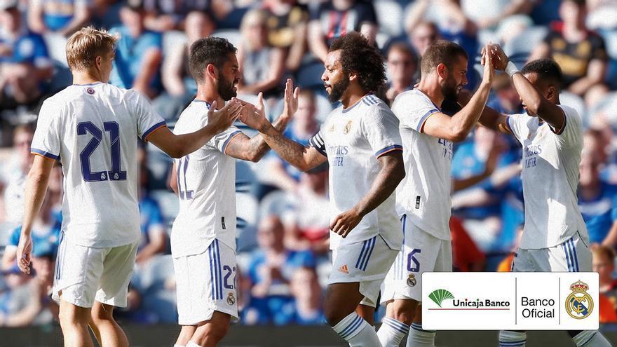 Unicaja Banco se convierte en patrocinador del Real Madrid tras la fusión con Liberbank
