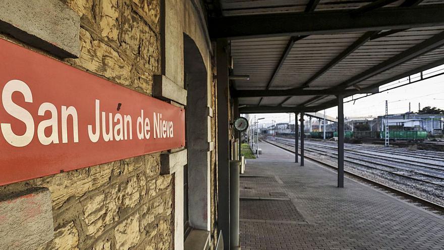 El tripartito juzga esencial la estación de San Juan para la recuperación de la zona
